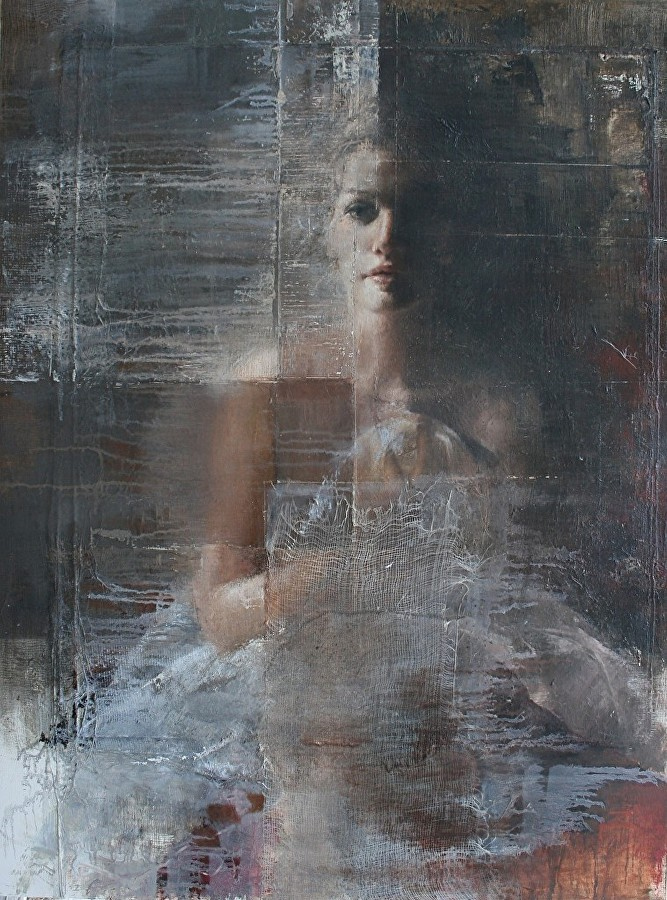 Passage by Mara Light Oil ~ 48 inches x 36 inches