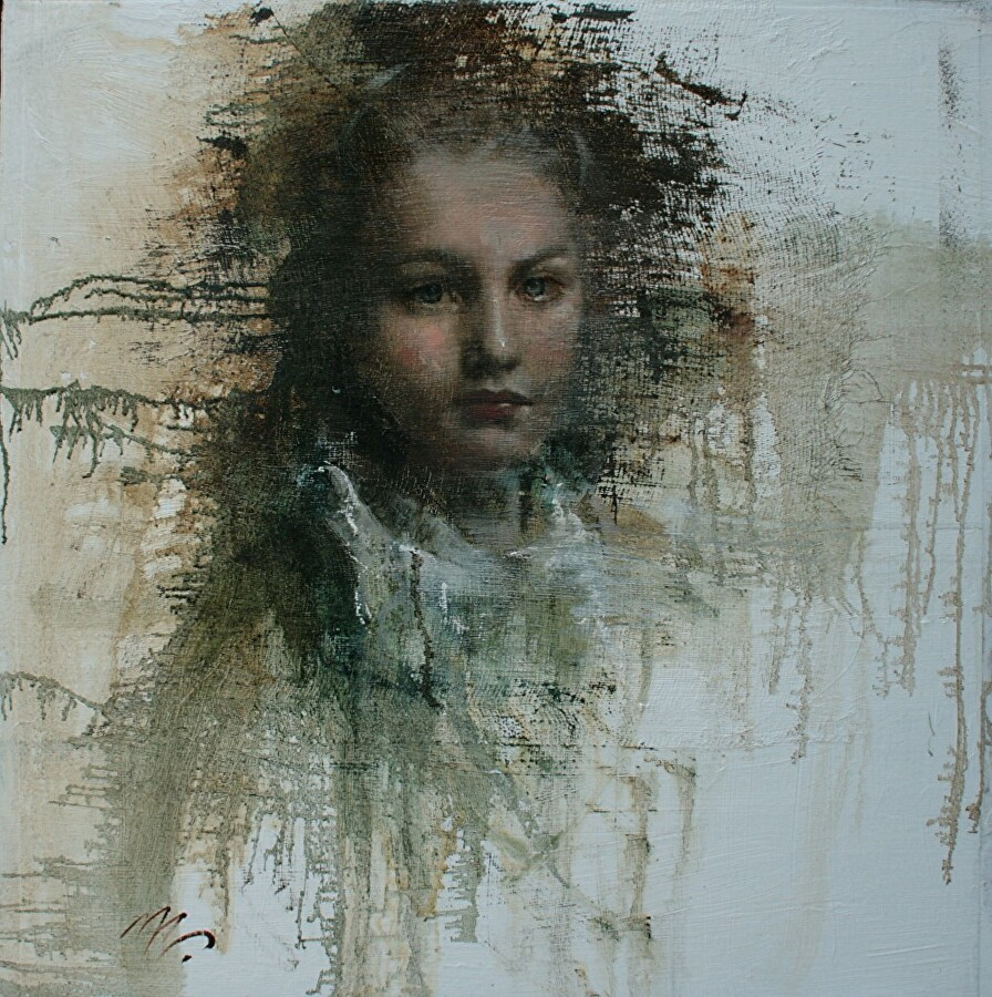 Untitled by Mara Light Oil ~ 24 x 24