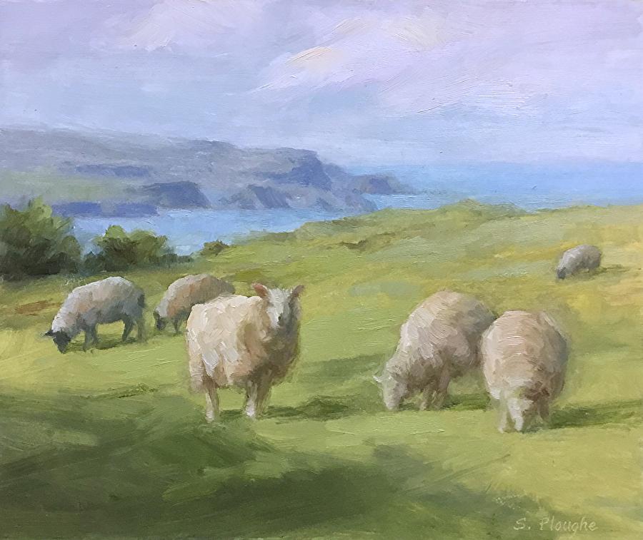 susan ploughe work zoom feeling sheepish