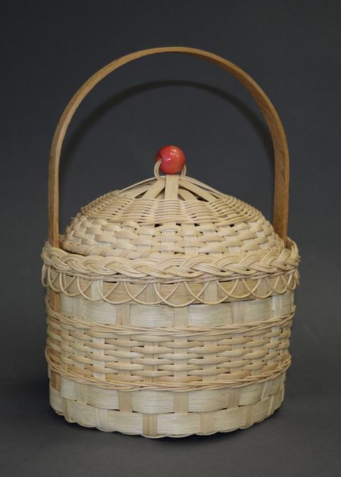 Mini Wool Gathering Basket