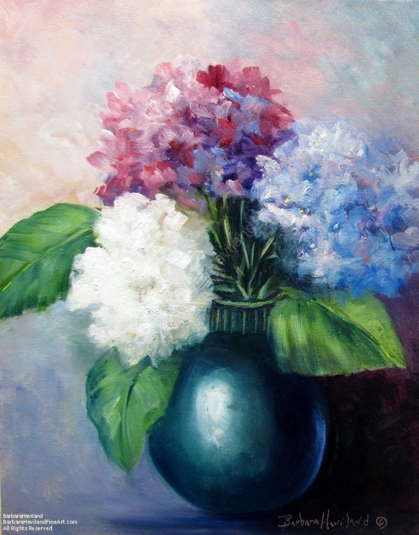 © Barbara Haviland-Texas Floral Artist