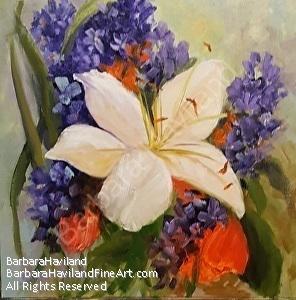 © Barbara Haviland-Texas Impressionist Artist