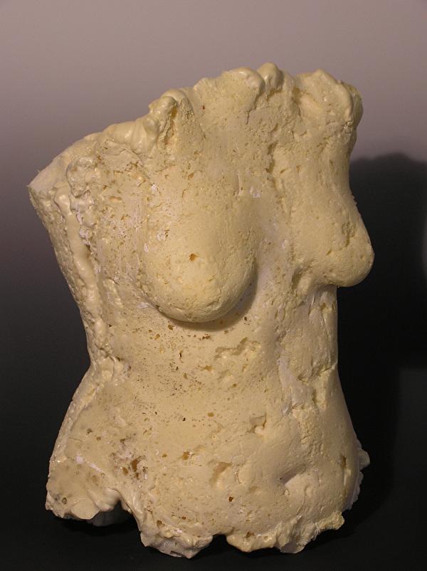 Belinda Gabryl - Work Zoom: Polyurethane foam casting