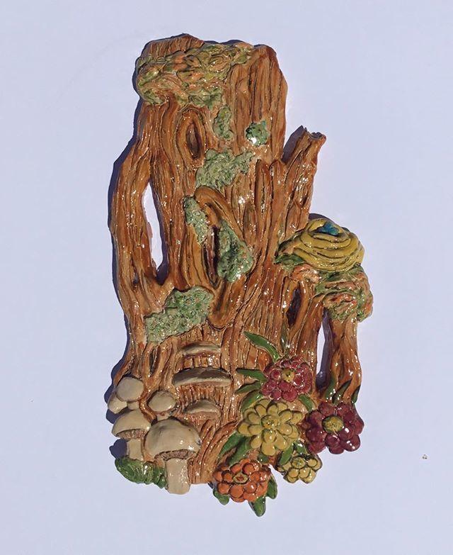 Oak Tree Segment