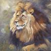 The Lion (print)