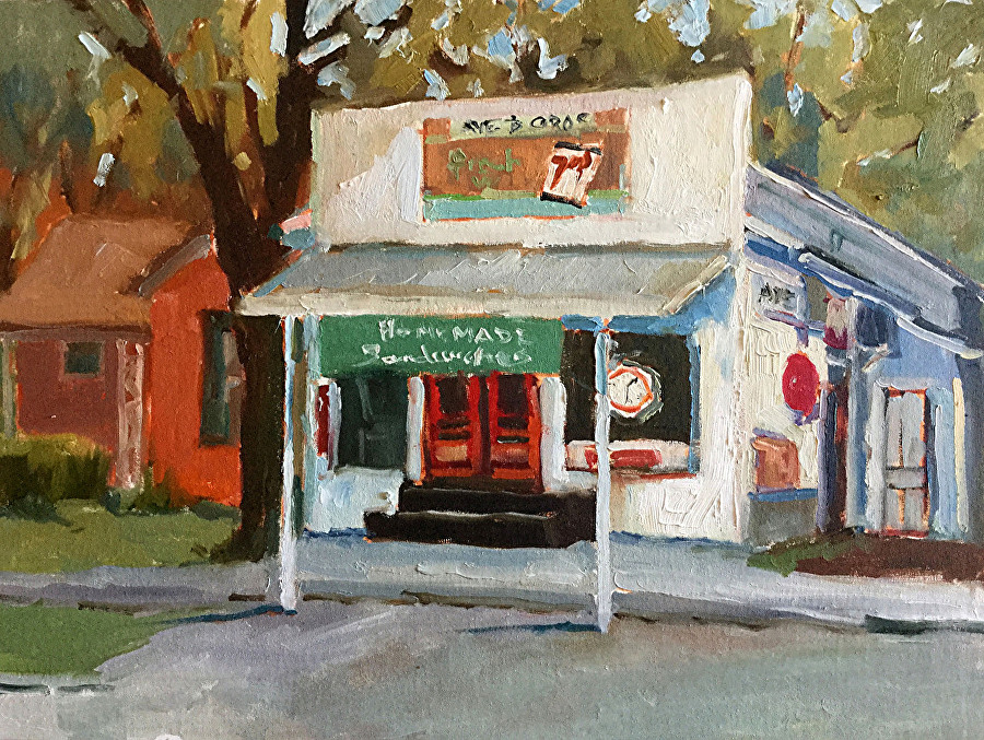 donna bland work zoom avenue b grocery austin texas plein air rh donnabland com air b and b austinmer air b and b austinmer