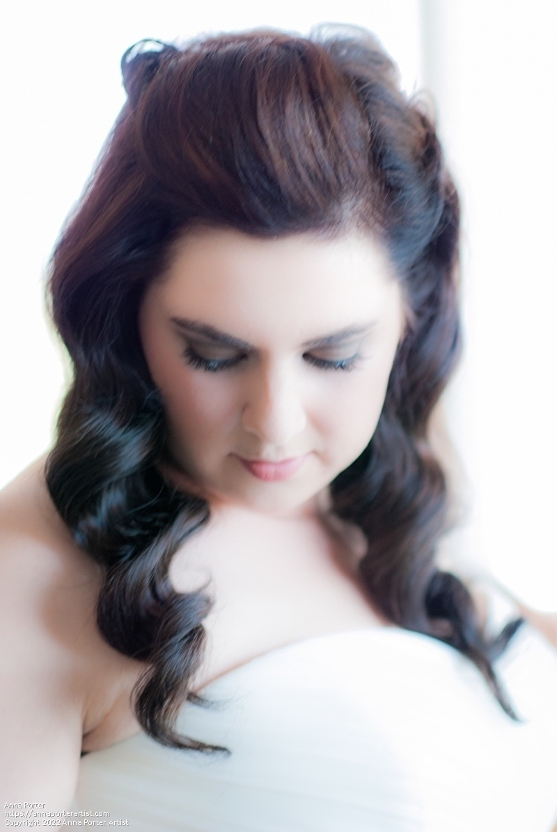 41632058ab Lovely Lauryn on her Wedding Day by Anna Porter digital photography ~ x