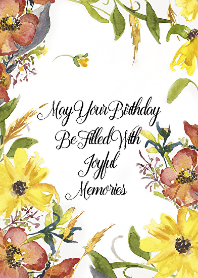Birthday Cards With Original Artwork By Blow Colleen Taylor Blog