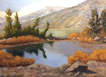 Portola Art Gallery - Portfolio of Works: Mary K  Stahl