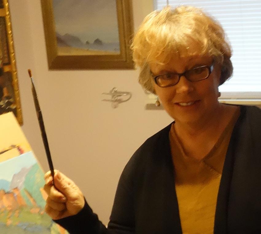 bf928595d6dd4 Jolyn Wells-Moran - About the Artist