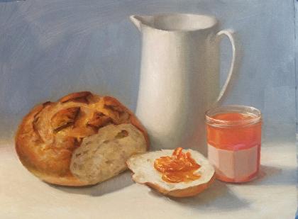 Tricia Ratliff - Portfolio of Works: Drawings, Oil Sketches & Studies