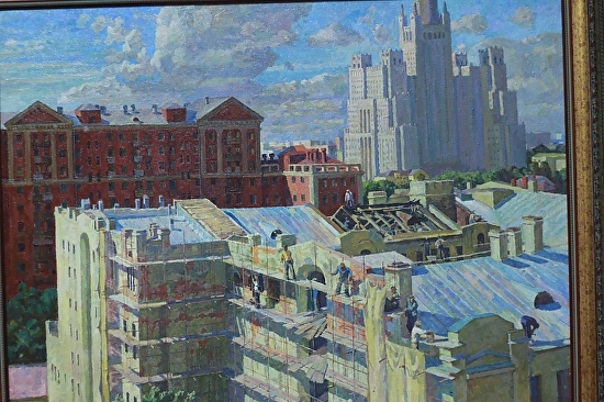 Karen Cooper - Blog: about painting