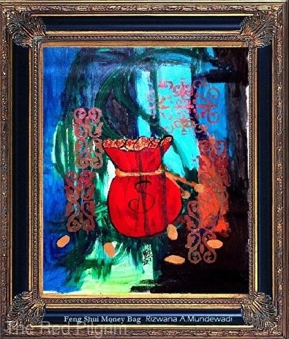 Rizwana Mundewadi - Portfolio of Works: Healing Art Walls! My Art in ...
