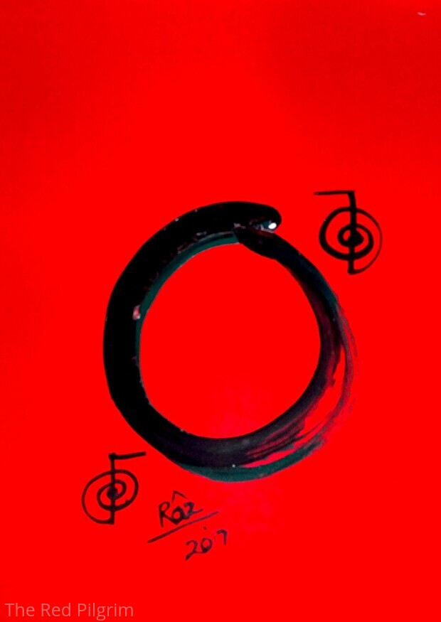 Enso Emergence In Healing Art Symbolism Meaning Of Enso And Enso