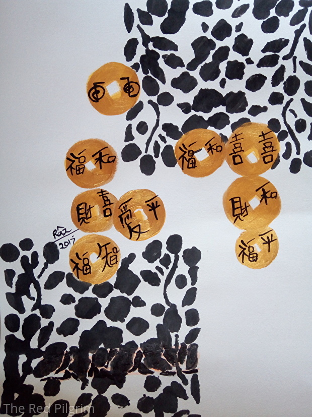 What Is The Correct Number Of Feng Shui Lucky Chinese Coins And