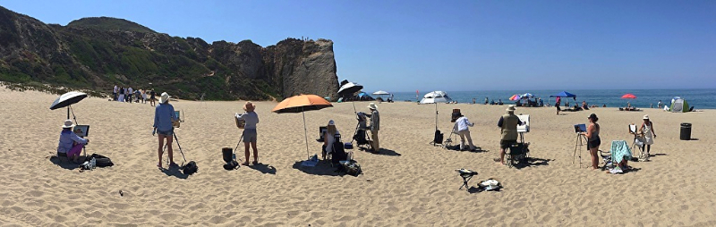 Allied Artists of the Santa Monica Mountains and Seashore - Page