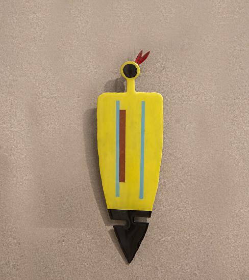 Choctaw Shaman by Dell Crandall