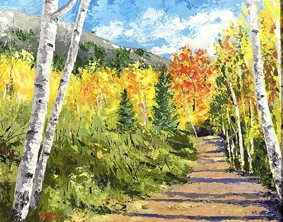 New Art Alert! Carolyn Tibbetts! | Gallery Moab - Blog