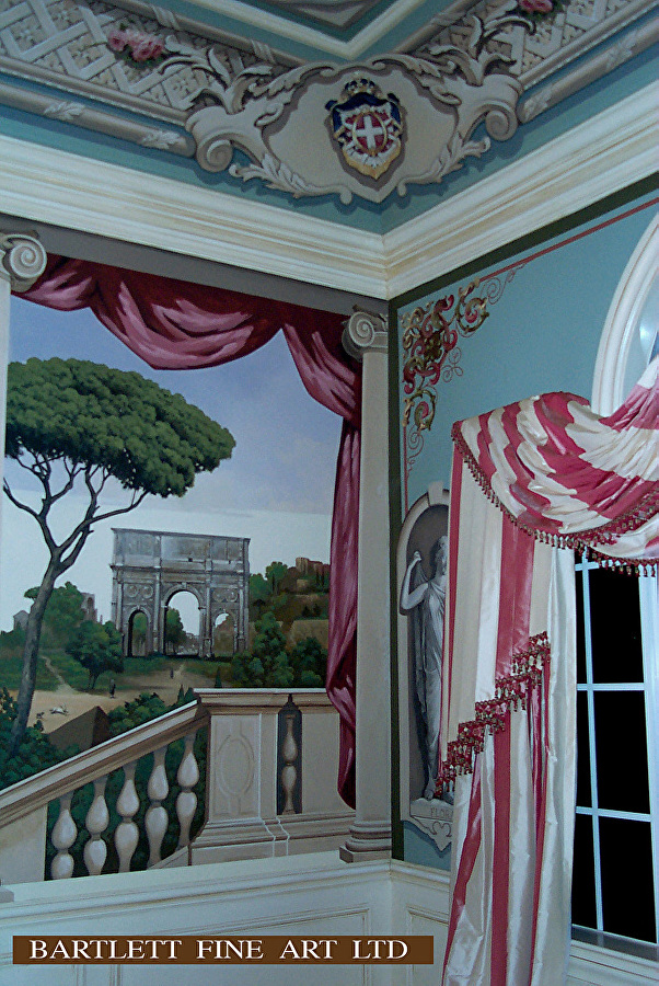 Florida Dining Room Detail