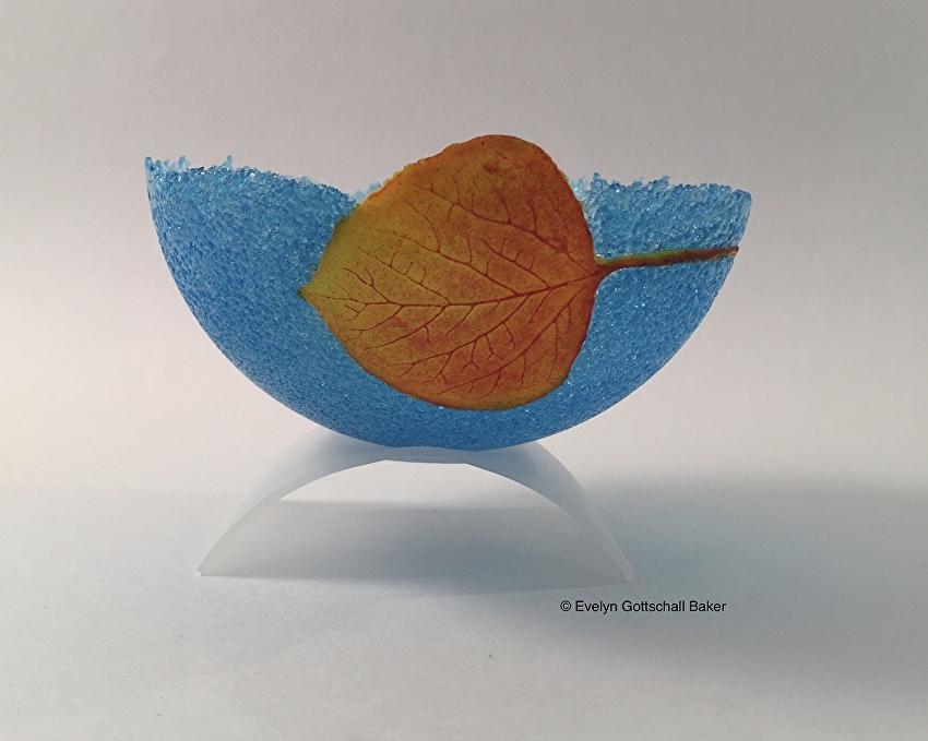 Aspen Leaf Bowl (4 or 6)