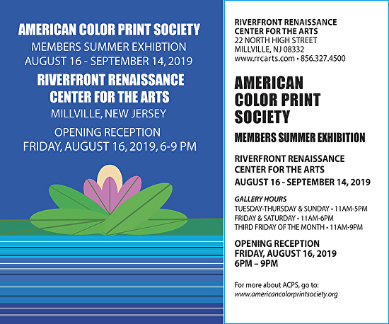American Color Print Society Member of Fine Art
