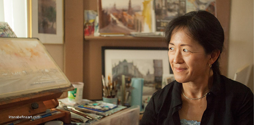 Keiko Tanabe - About the Artist