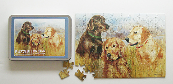 louise duffy puzzles friends art and accents