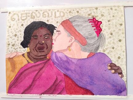 Lakshmi's Wealth: Self-love, Love of Others