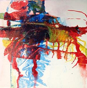 Using Acrylic Inks | I Was Just Thinking