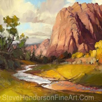 steve henderson portfolio of works original paintings