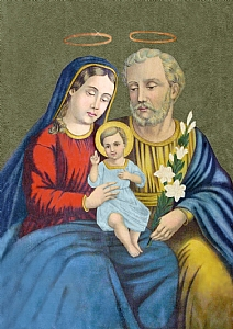 Digital restoration of art holy family kathleen casey blog as a gallery manager you are asked to do many different jobs then when you label yourself an artist people think you can fix or create any type of image solutioingenieria Gallery